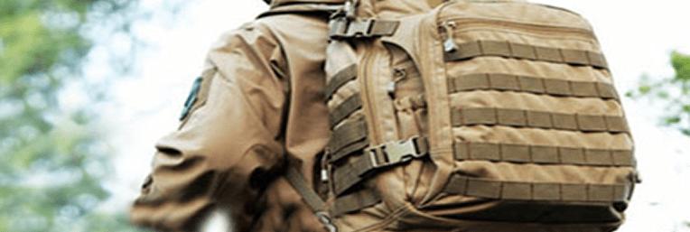 Camouflage tassen