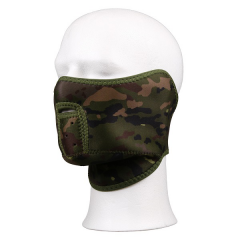 101-INC Face mask Recon woodland