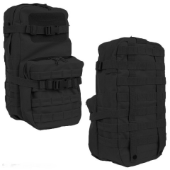 101-INC Molle backpack zwart