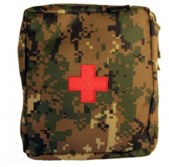 101-INC molle pouch medic groot #E digital camo