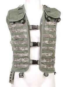 101-INC Tactical vest met molle systeem acu