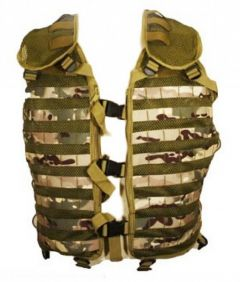 101-INC Tactical vest met molle systeem dtc-multi