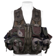 101-INC tactical vest Ranger Frans camo