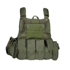 101-INC Tactical vest Raptor groen
