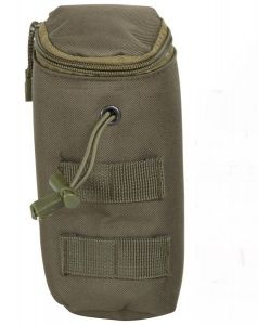 101-INC Molle pouch airsoft BB fles groen