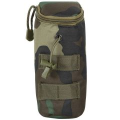 101-INC Molle pouch airsoft BB fles woodland
