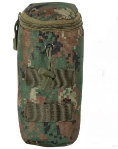 101-INC Molle pouch airsoft BB fles digital camo