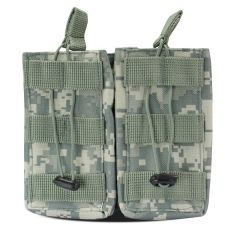 101-INC molle pouch mag. open #F acu