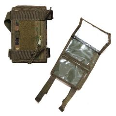 101-INC Molle pouch wrist office#R digital camo