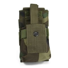 101-inc molle pouch PMR klein #O woodland