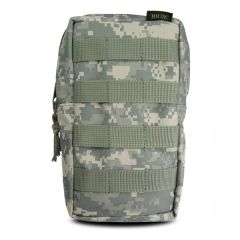 101-inc molle pouch upright acu