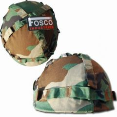 Fosco kinder helm de luxe woodland