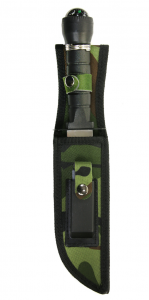 Fosco survival mes met holster woodland