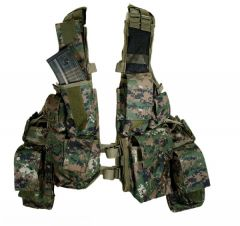 Fostex Tactical vest digital camo