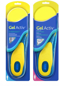 Scholl every day gel inlegzolen