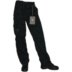Kosumo broek stone washed night camo