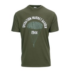Fostex T-shirt Operation Market Garden groen