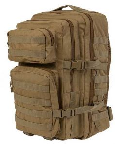 Mil-Tec US army assault rugtas coyote