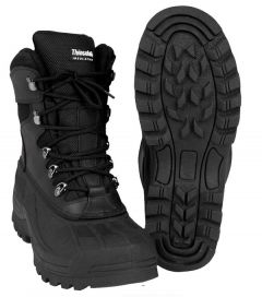 Mil-Tec cold weather boots zwart