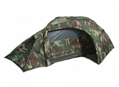 Mil-Tec 1 pers. commando stealth tent woodland