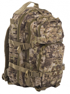 Mil-Tec US army assault rugtas 36 ltr mandra tan