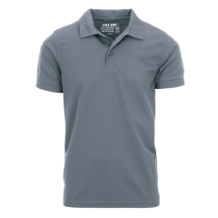 101-INC tactical polo shirt wolf grey quick dry