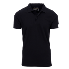 101-INC tactical polo shirt zwart quick dry