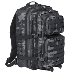 Brandit US army cooper 40 ltr rugtas night camo
