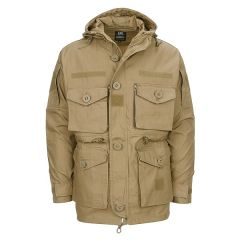 101-inc parka smock coyote