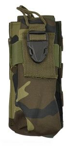 101-INC molle pouch PMR groot #Q  woodland
