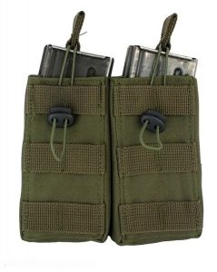 101-INC molle pouch mag. open #F groen