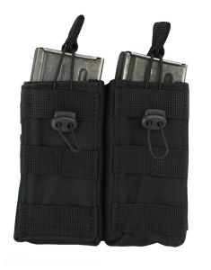 Mil-Tec molle pouch mag. open #F zwart