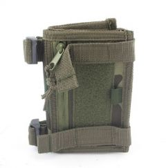 101-INC Molle pouch wrist office#R woodland