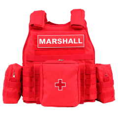 101-INC tactical vest marshall