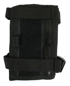 101-INC Molle pouch wrist office#R zwart