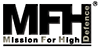MFH kniebescherming defence groen